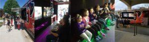 Kansas City video game truck birthday party