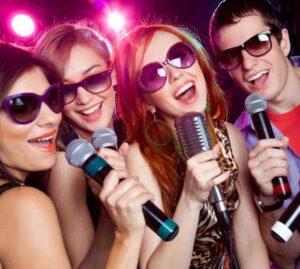 Karaoke party entertainment in Kansas City