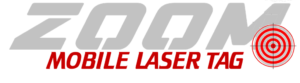 Zoom mobile laser tag party in Kansas City